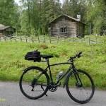 Cykla i Ludvika kommun. Finnbyn Skattlösberg