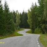 Cykla i Småland. Jät - Fridafors