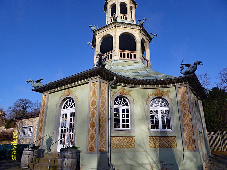 Drachenhaus. Potsdam