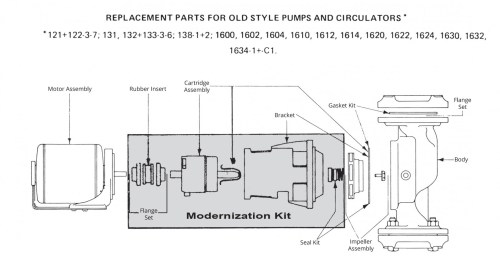 small resolution of taco 121 2 1 2 flgd in line ci pump 1 4hp 1ph taco 007 pump wiring diagram taco pump diagram