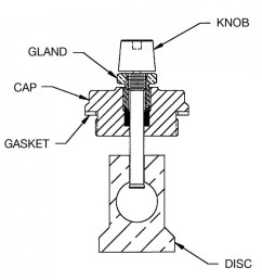 taco flo chek valves cap assembly parts diagram [ 1050 x 984 Pixel ]