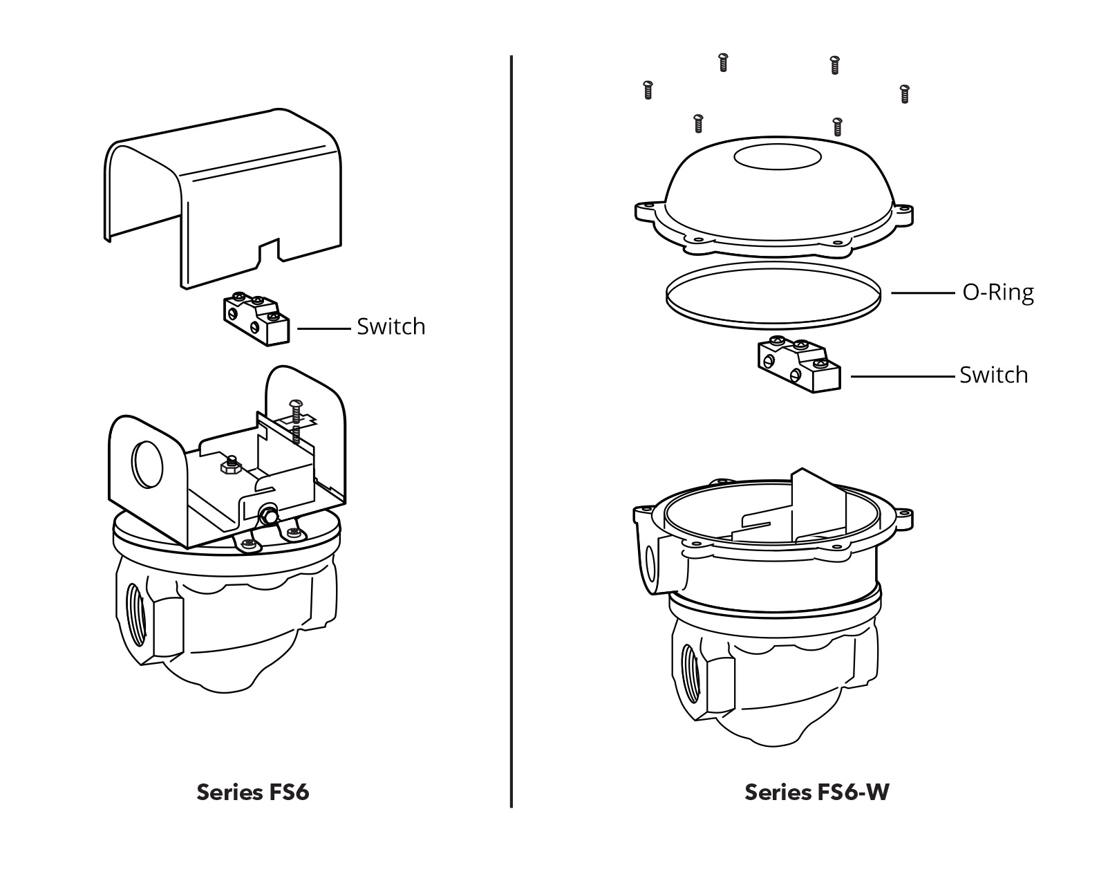 Mcdonnell Flow Switch Fs4-3 Instructions
