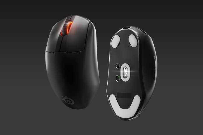 Prime Wireless Lightweight Ultra Fast Fps Gaming Mouse Steelseries