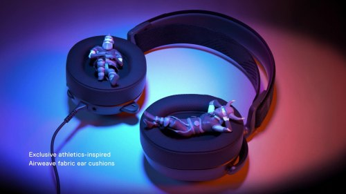 small resolution of the arctis pro headset features premium speaker drivers with high density neodymium magnets that reproduce hi res audio out to 40 000 hz nearly double what