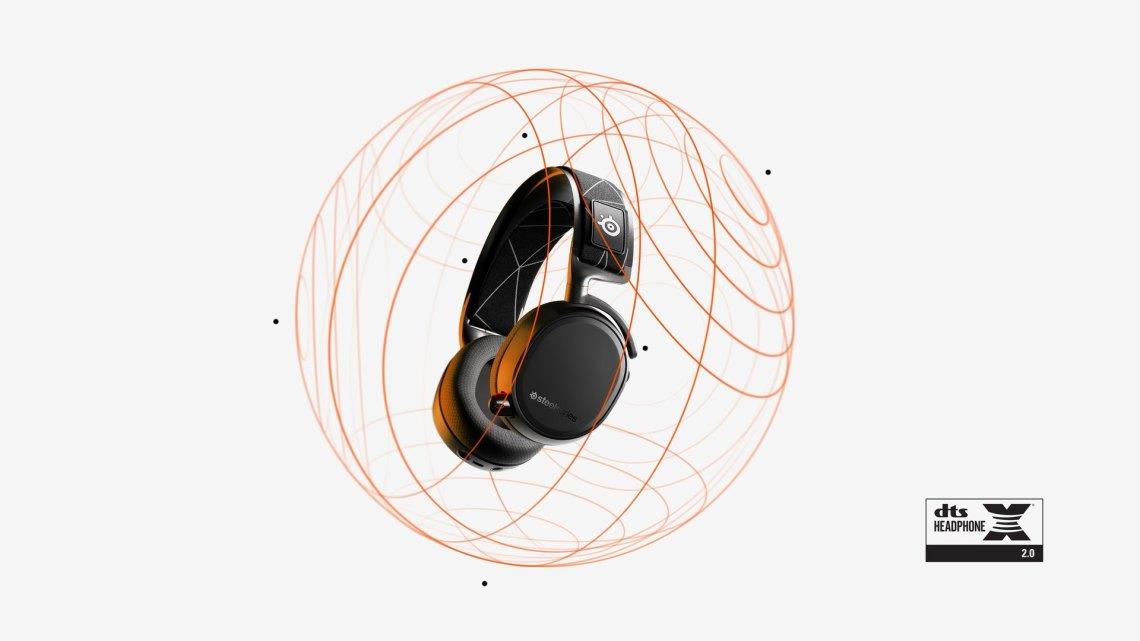 DTS Headphone X 2.0 surround sound
