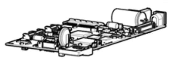 Zebra P1080383-419 Label printer Controller card printer