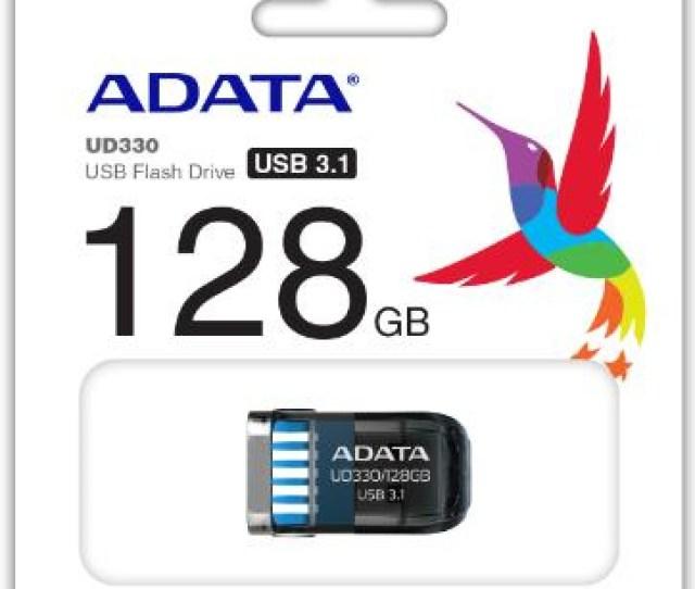 Adata Ud330 Usb Flash Drive   Gen 1 Usb Type