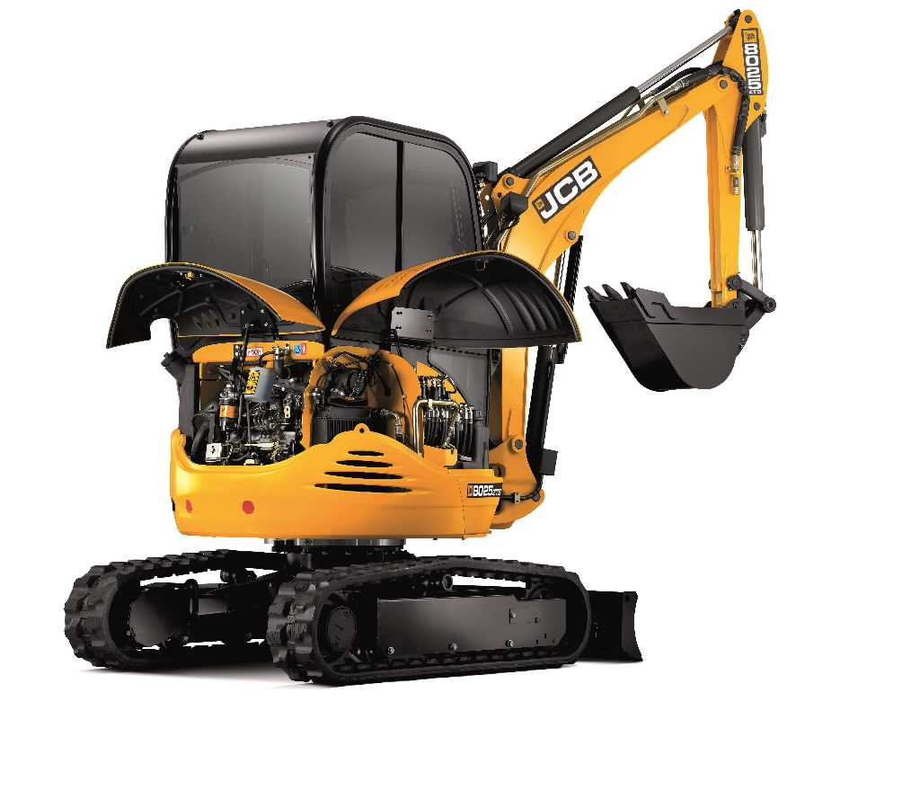 hight resolution of miniekskavaator 8025 zts jcb
