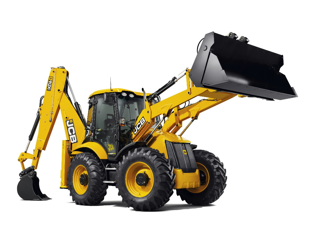 hight resolution of laadur ekskavaator 4cx jcb