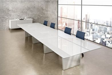 Modern Conference Tables Glass Conference Tables