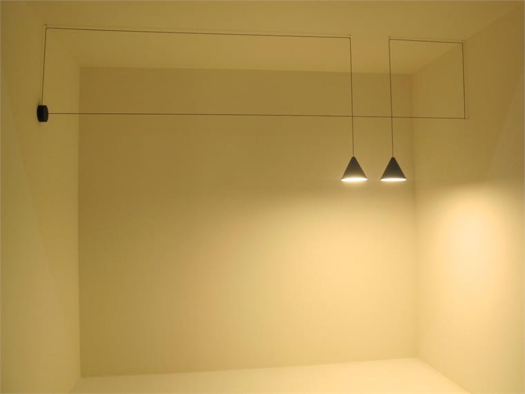 Simple Electrical Wiring Milan 2013 String Lights By Flos And Michael