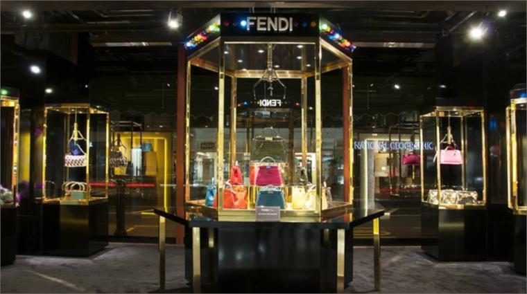 High Fashion Fun Fendis Arcade Game Pop Up Stylus Innovation Research Amp Advisory