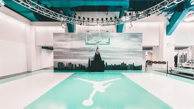 NBA All Star Weekend Pop Up Retail NYC Stylus