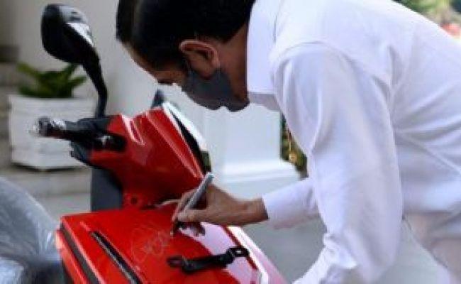 M Nuh Diduga Prank Lelang Motor Jokowi Ketua Mpr Tidak