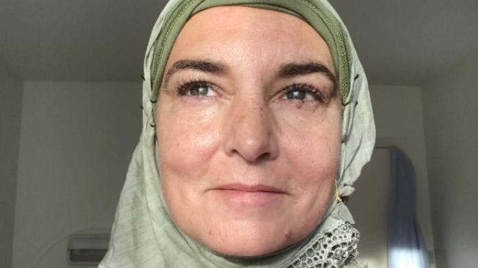 Image result for Sinead O'Connor hijab