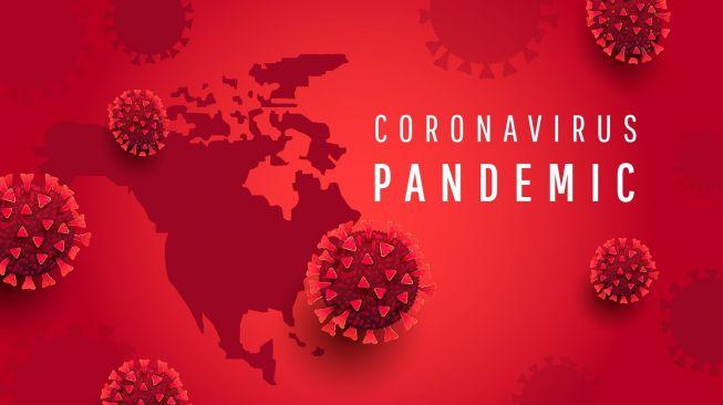 Pandemi Virus Corona Covid-19. (Shutterstock)