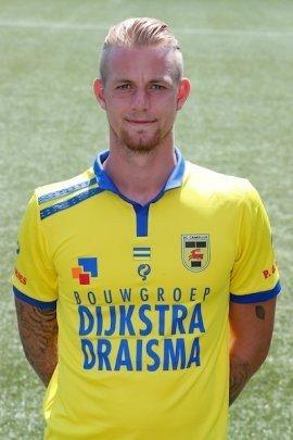 Pemain anyar Persib Bandung, Kevin van Kippersluis. [footballdatabase.eu]