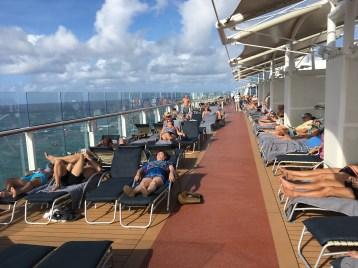 Slapparliv på båten