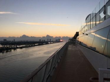 Morgon i Miami