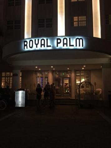 Favorithotellet i Miami