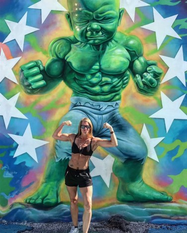 Sophie The Hulk