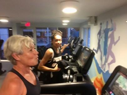 Gym på hotellet