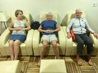 Lite massage kanske