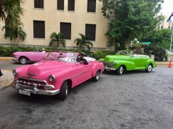 Våra fina bilar