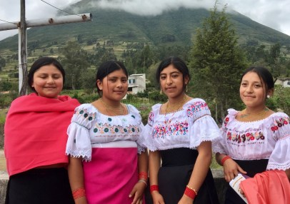 Otavaloflickor