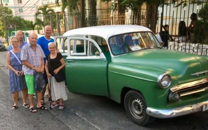 Taxi model 1953