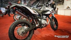 Yamaha WR125x En bra hoj att börja på för den yngre skaran?