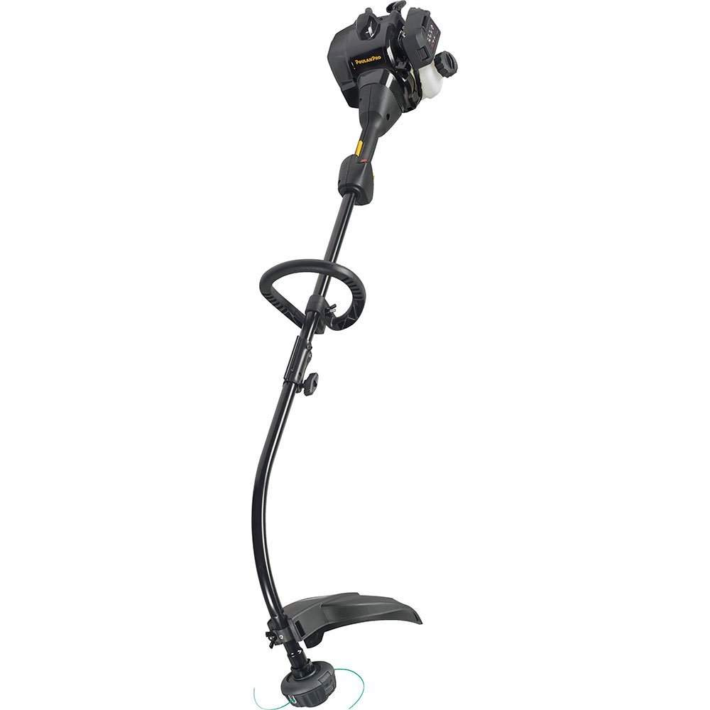 Poulan Pro PR25BC 17-Inch 28cc Gas Powered Curved-Shaft