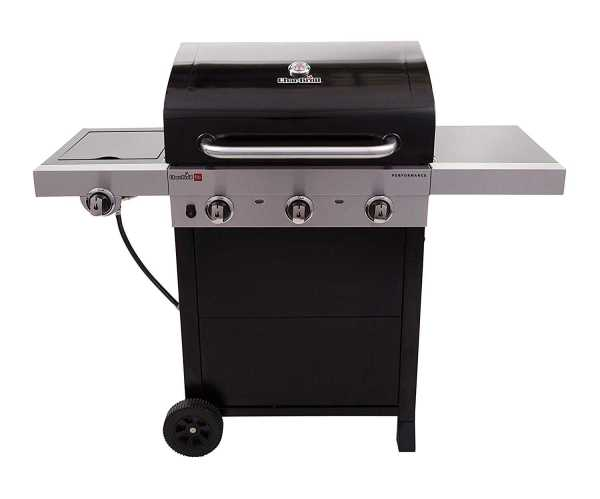 Char Broil 463371116 3-burner Performance Tru-infrared Gas Grill Sutherlands