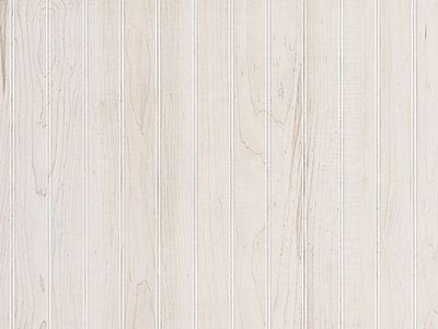 Decorative Panels Intl. 11425 Frosted Maple Beaded Wall