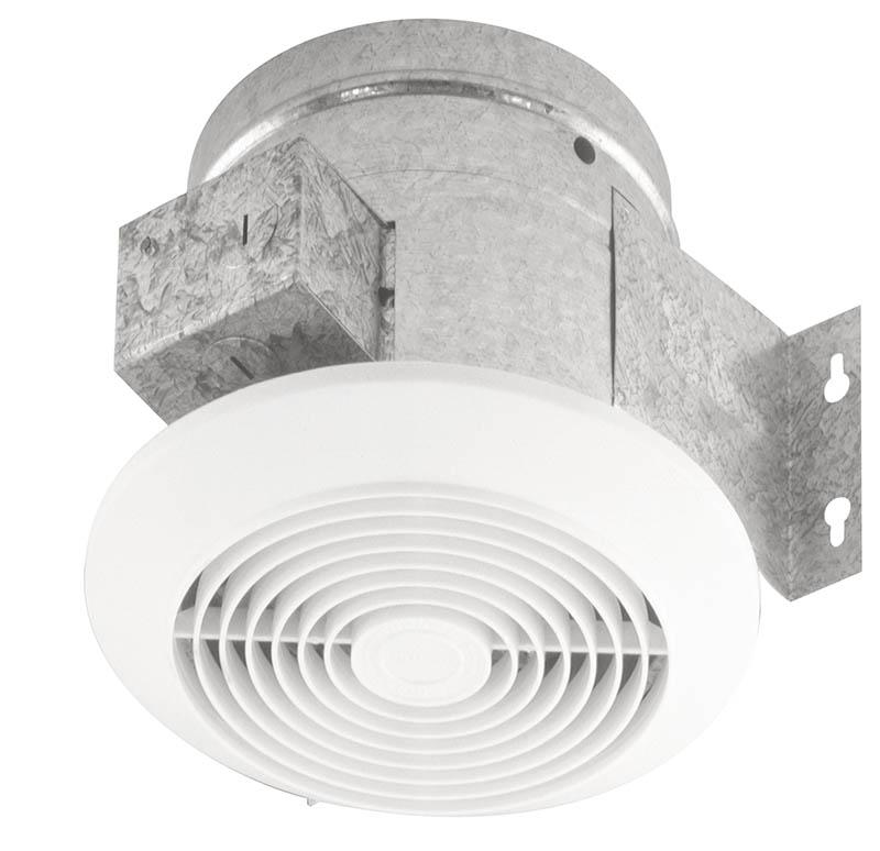 8 inch round vertical discharge exhaust fan