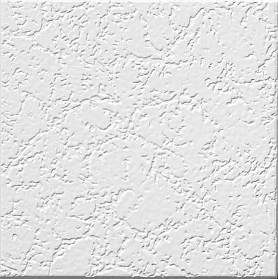 12 x 12 inch white textured grenoble ceiling tile per piece