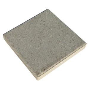 12 inch square gray patio stone