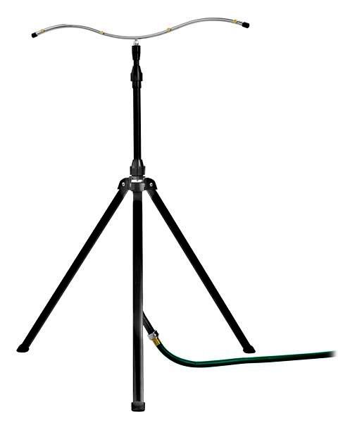 Orbit Irrigation 10718 Adjustable Low Pressure Tripod Mist