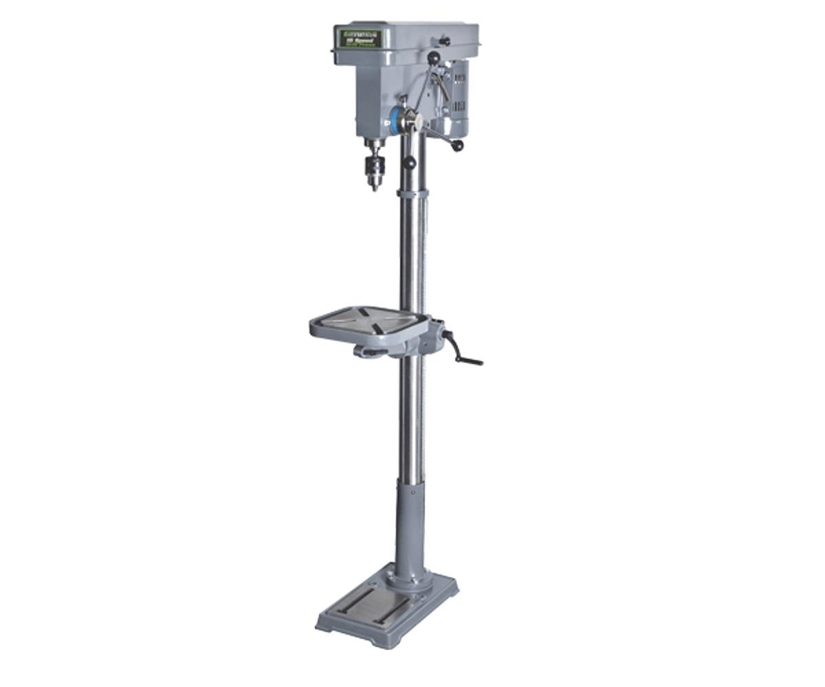Richpower Industries GFDP160 16-Speed Floor Drill Press at