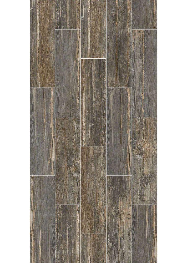 7 inch x 24 inch barnwood ceramic field tile 10 55 sq ft