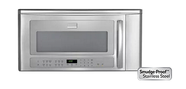 professional 2 0 cu ft over the range microwave