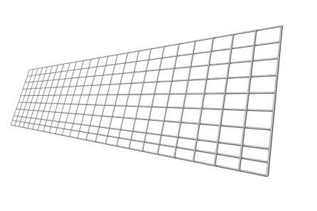 SAN ANTONIO STEEL CO INC 16X50 16-Foot X 50-Inch 10-Line