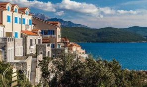 Lustica Bay : largest eco-friendly development with a golf course on the Adriatic