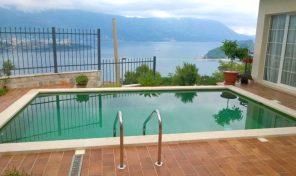Prodaja – Nova vila sa panoramskim pogledom – Budva