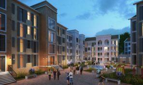 Tivat, Lustica Bay – apartman u novom dijelu kompleksa, Centrale