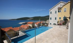 Tivat, Lustica Bay – one bedroom apartment with large terrace and a swimming pool, 86m2