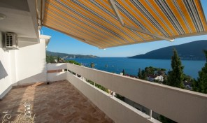 Fitted and furnished apartment in excellent location – Herceg Novi
