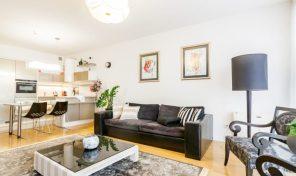 Budva, Rozino – Luksuzan dvosoban apartman 85m2, s pogledom na more