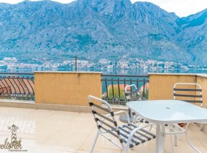 Dvosoban stan sa panoramskim pogledom - Kotor