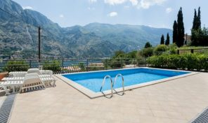 Completely furnished two bedroom apartment – Kotor